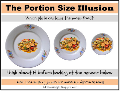 Plate Size And Portion Control Ignite Performance Health