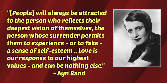 Ayn Rand on Sex