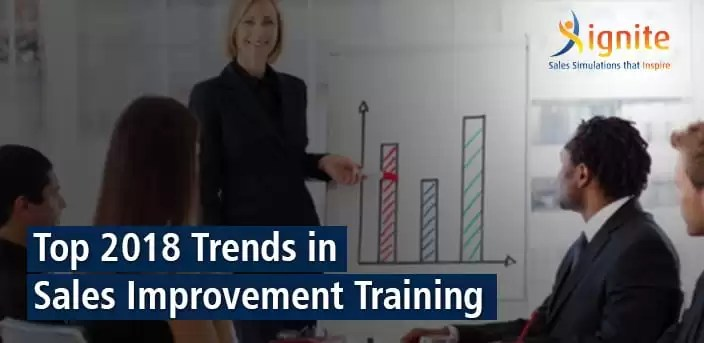 Uncover the top trends that make 2018 the most exciting year in - how to develop a sales training plan