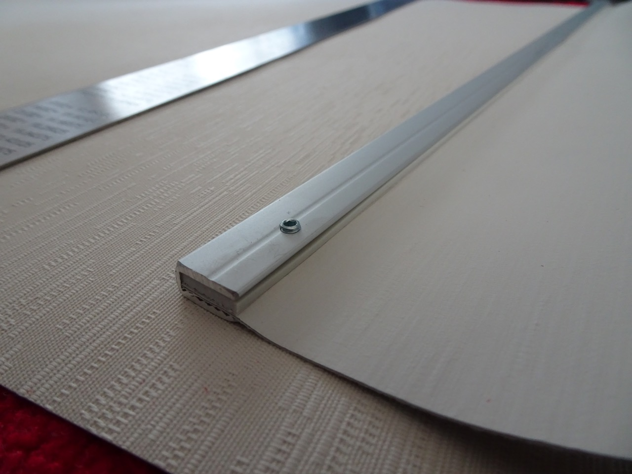 Diy Blinds Online How To Install Panel Glide Blinds From Blinds Online