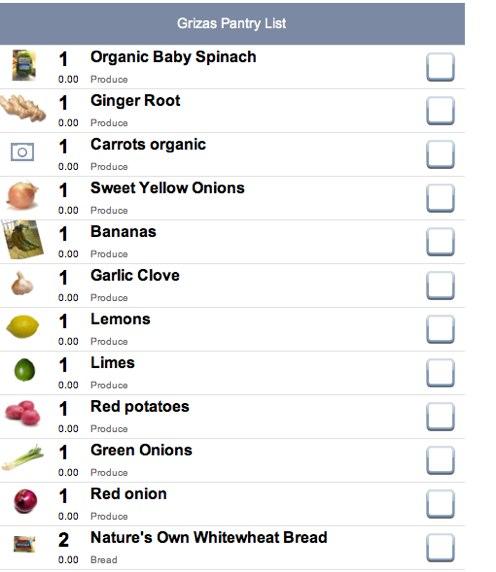 make a grocery list online - Romeolandinez - grocery calculator online