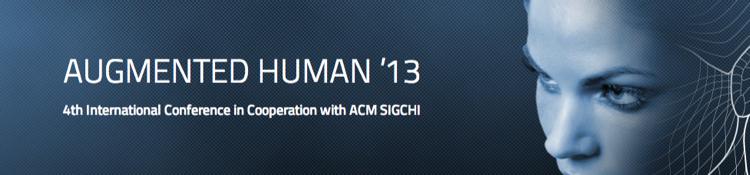 augmented human 13 banner