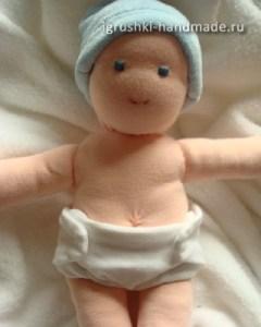 как сшить куклу младенца своими руками, мастер-класс