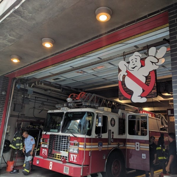 Photos At Fdny Ladder 20 Engine 13 Fire Station In Nolita