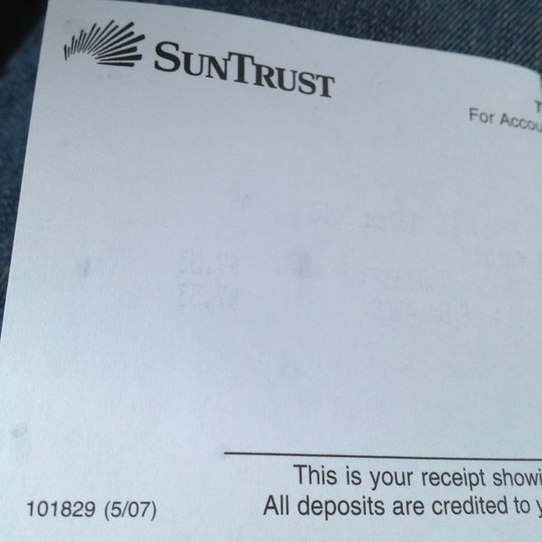 Photos at SunTrust Bank - 2 tips