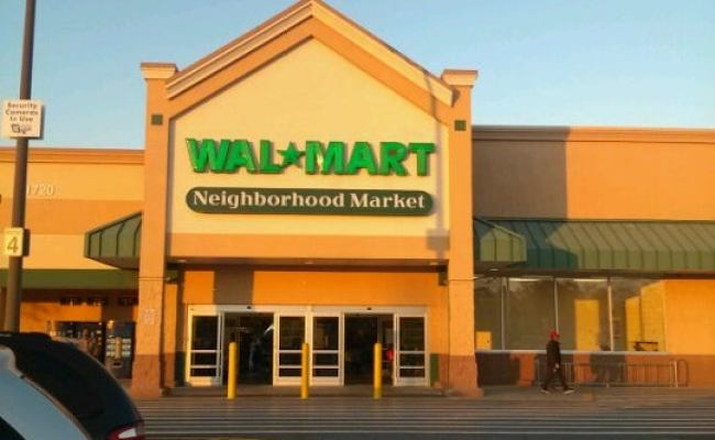 Walmart Neighborhood Market Roosevelt Area Norfolk Va