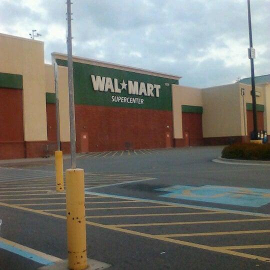 Walmart Supercenter - Big Box Store in Williamston