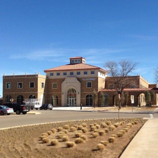Photos at TTU - Petroleum Engineering - College Engineering Building