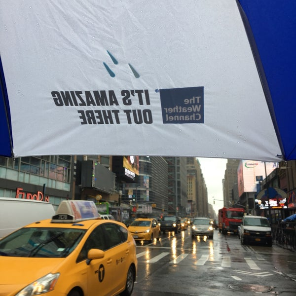 weather channel nyc 10017