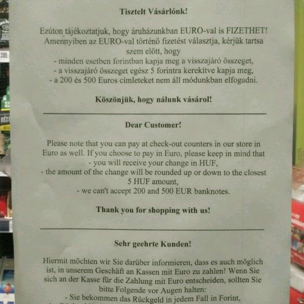 SPAR - Supermarket in Lipótváros