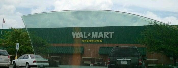 Walmart Supercenter - Hendersonville, NC