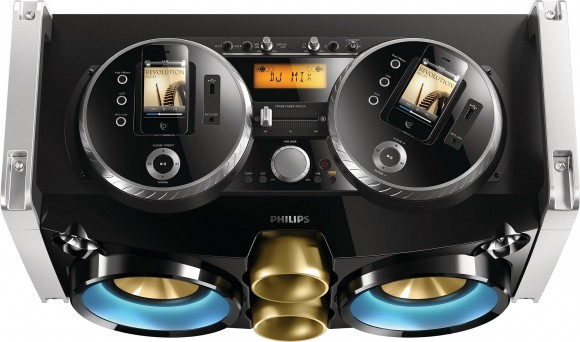 Philips DJ Party Machine