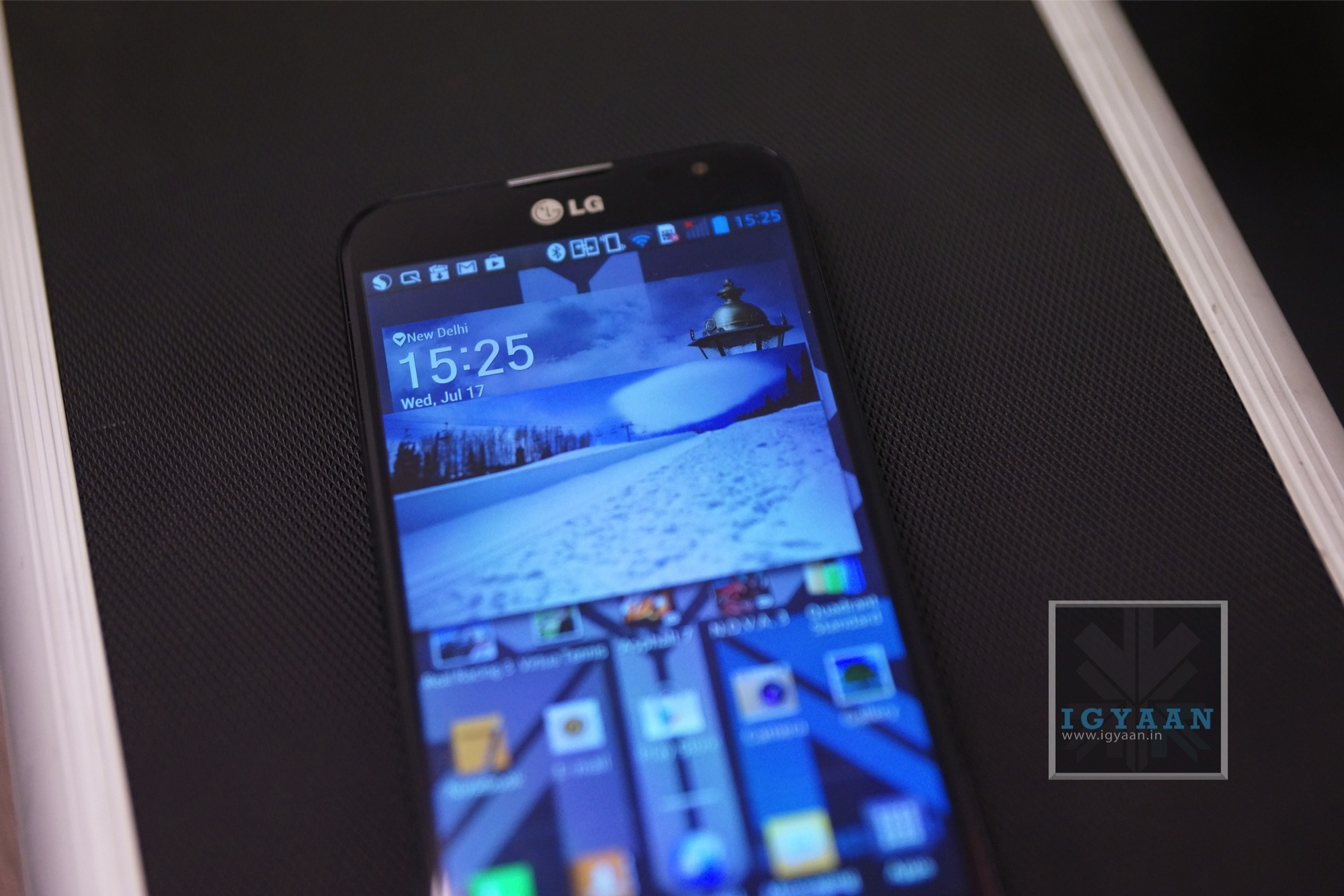 LG Optimus G Pro E988 / E 985 Flash Review