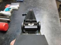 MPA Adjustable Rear Sight