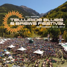 Telluride Blues & Brews 2014