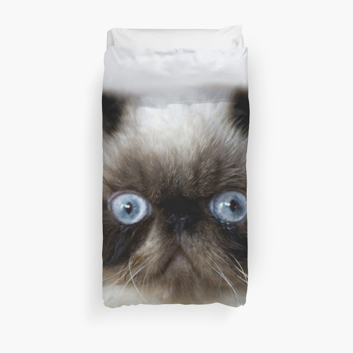 Grappige Dekbedovertrekken Quotfunny Cat Quot Duvet Covers By Erika Kaisersot Redbubble