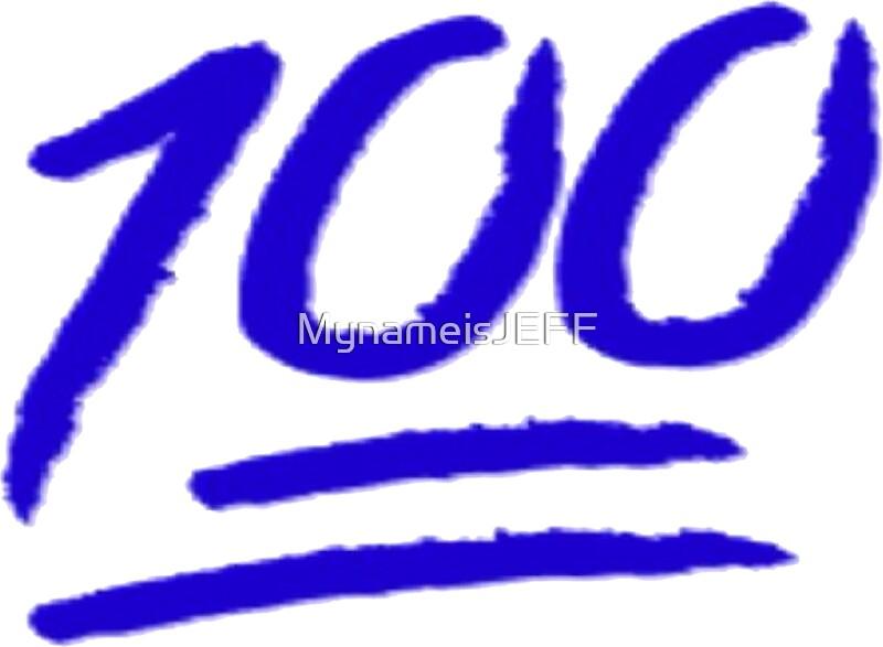 Iphone 5 Wallpaper Gossip Girl Quot 100 Emoji Blue Quot Stickers By Mynameisjeff Redbubble