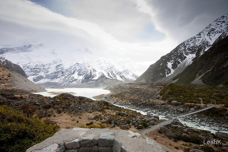 Professional Photo Printing Australia Kodak Quality Quot;mueller Lookout Mt Cook National Park New Zealand