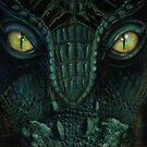 Dragon by Patrick Scullin