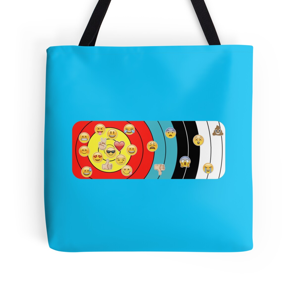 Target Work Shirts Quottarget And Emoji Quot Tote Bags By Archerylife Redbubble