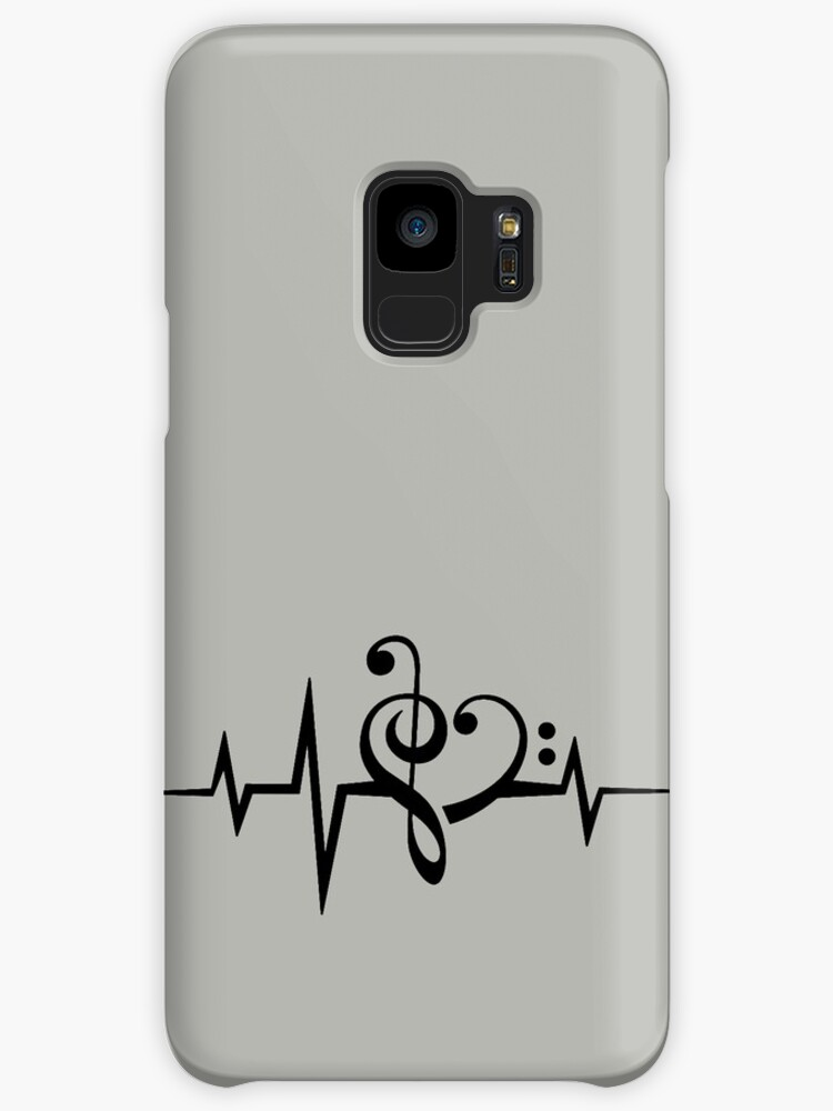 MUSIC HEART PULSE, Love, Music, Bass Clef, Treble Clef, Classic - base cleff