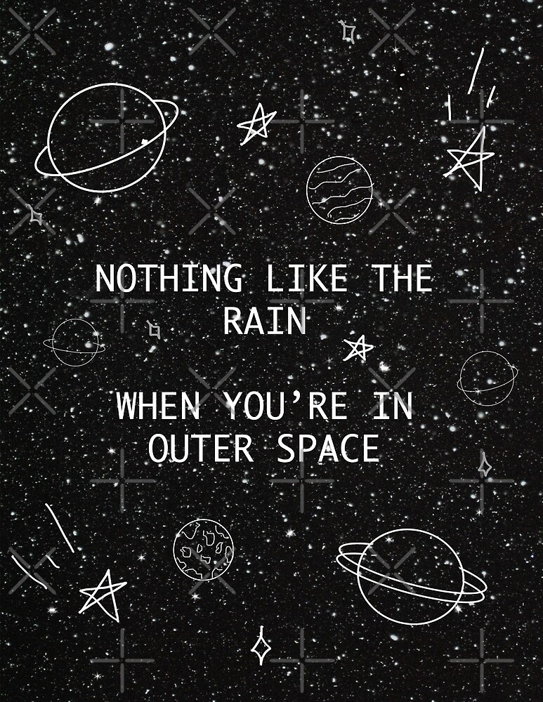 5sos Song Quotes Wallpaper Quot 5sos 5 Seconds Of Summer Outer Space Lyric Doodle Quot By