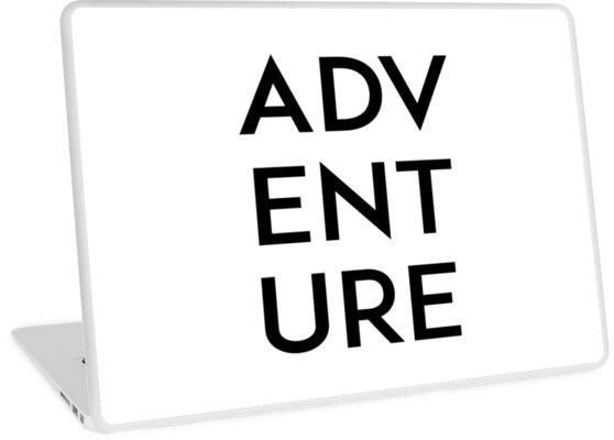 adventure black and white adventure typography adventure printable