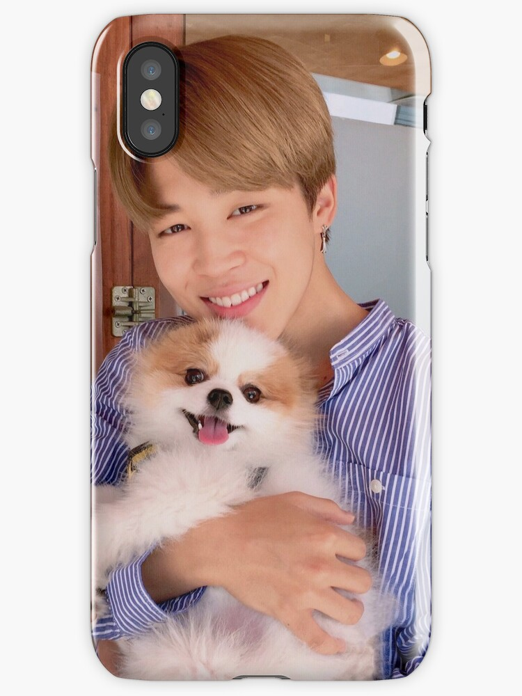 Cute Jimin Desktop Wallpaper Vinilos Y Fundas Para Iphone 171 161 Bts Jimin Con Un Lindo