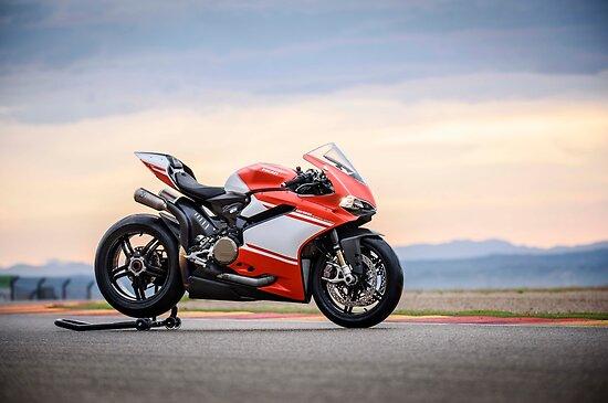Ducati 1299 Panigale Superleggera\