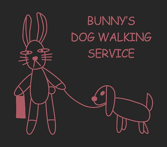 Bunny\u0027s Dog Walking Service (Buffy/Willow)\