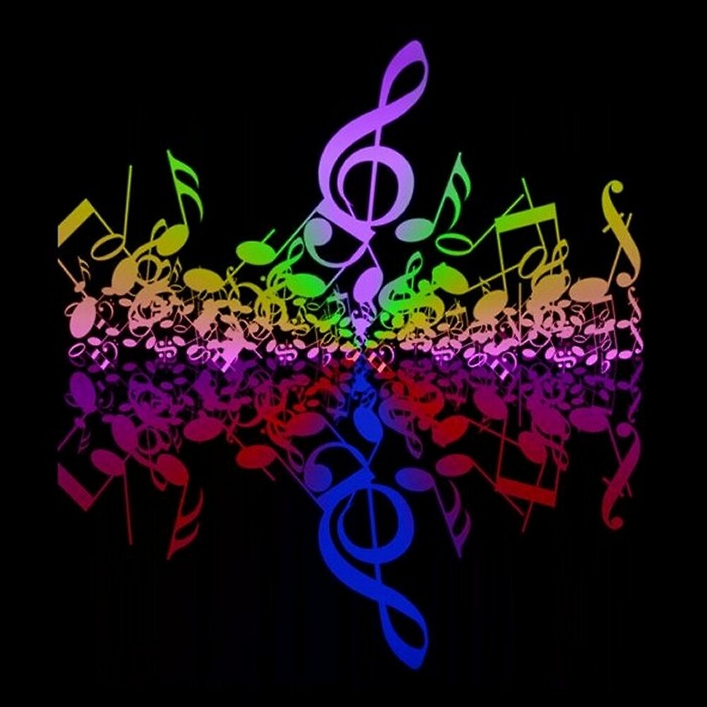 3d Abstract Rainbow Wallpaper Rainbow Music Www Pixshark Com Images Galleries With A