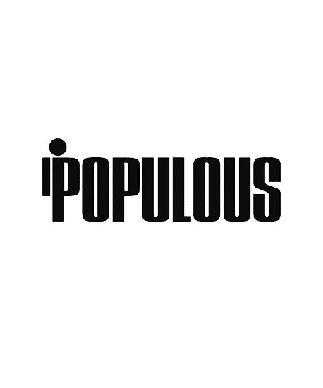 Populous PPT Invoice Discounting Blockchain Financing Logo\