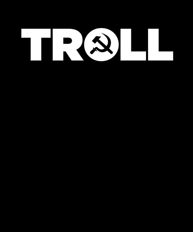 Funny Russian Troll / Internet Bot\