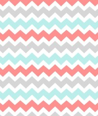 Coral And Teal Color Pattern | www.pixshark.com - Images ...