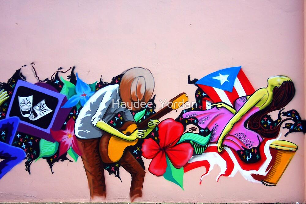 """""""Puerto Rico's Street Art"""" by Haydee Yordan"""