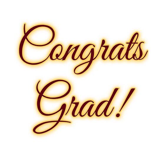 Congrats Grad!!!\