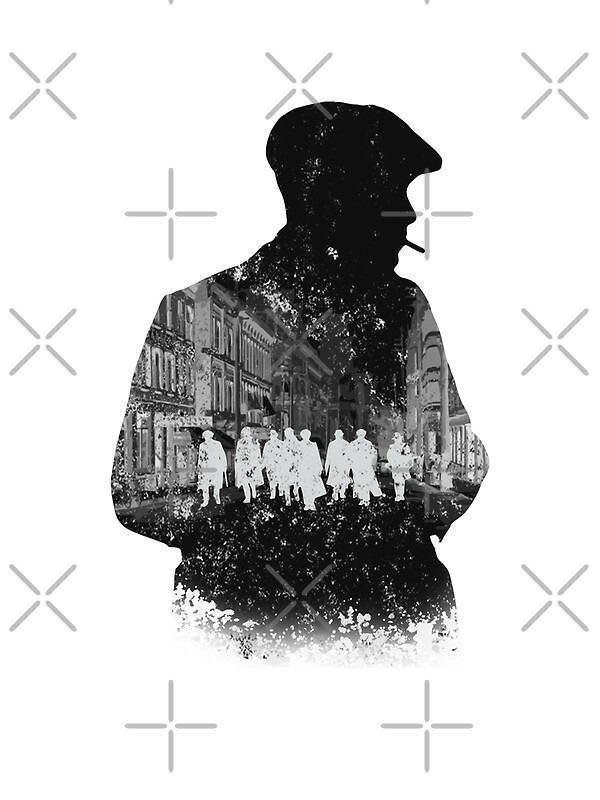 Peaky Blinders Iphone Wallpaper Quot Peaky Blinders Quot Art Prints By Athelstan Redbubble