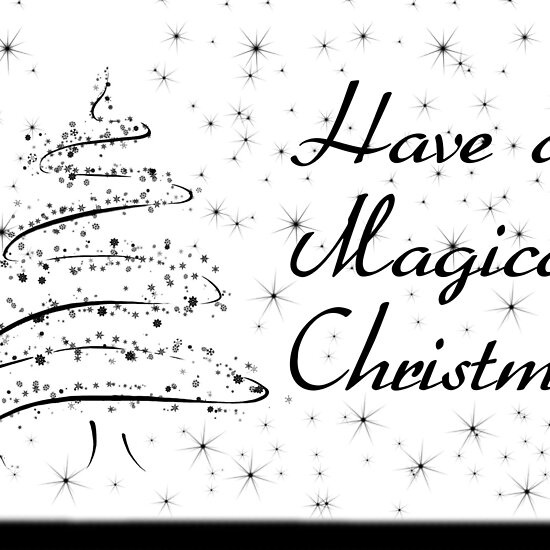 Christmas Card Images Black And White ~ All Ideas About Christmas - christmas cards black and white