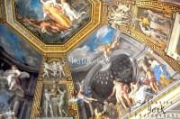 """""""Sistine Chapel ceiling -3"""" Greeting Cards by katyork17 ..."""