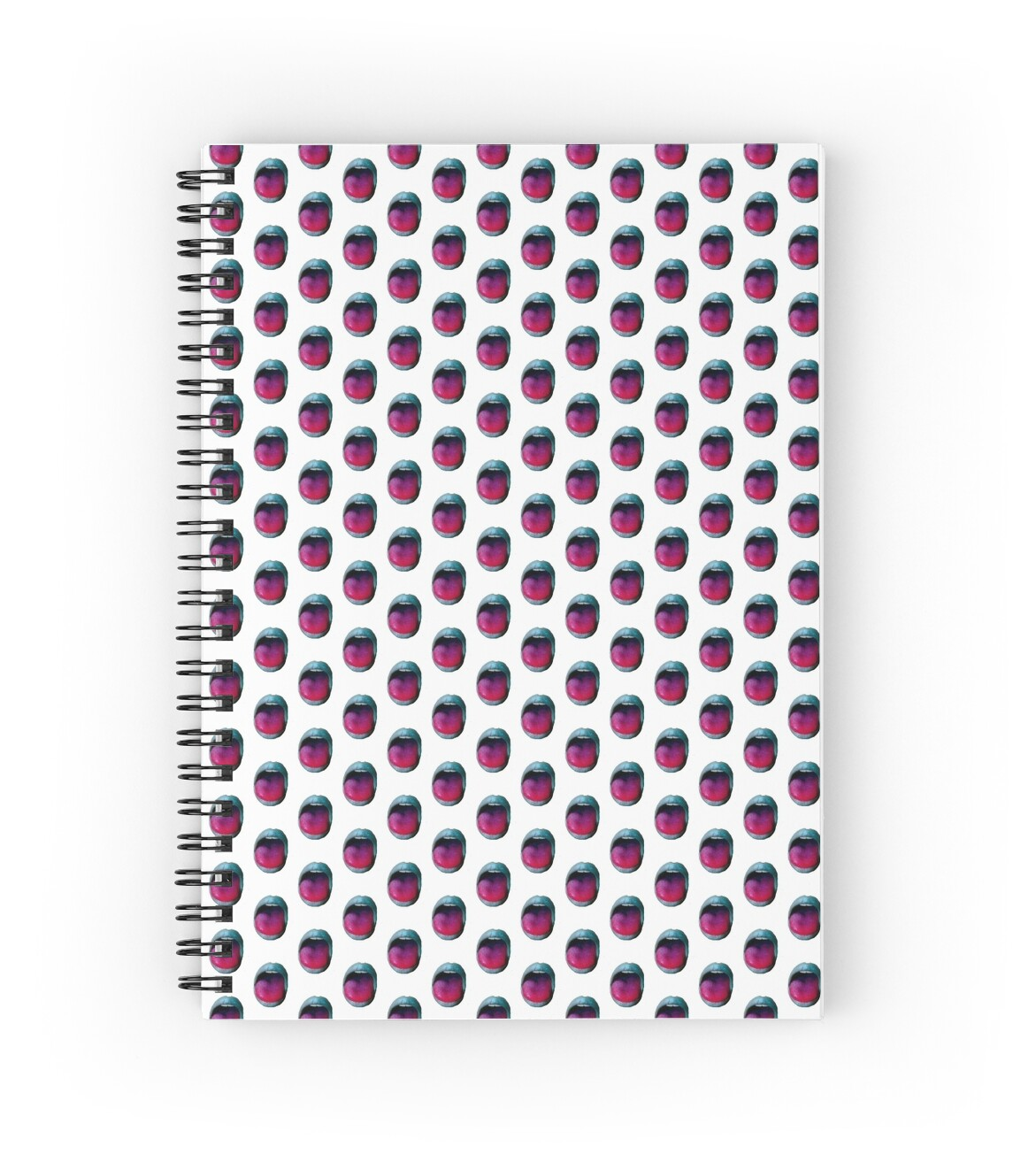 Tumblr Sticker Pastel Quottumblr Pastel Goth Kawaii Cute Grunge Quot Spiral Notebooks