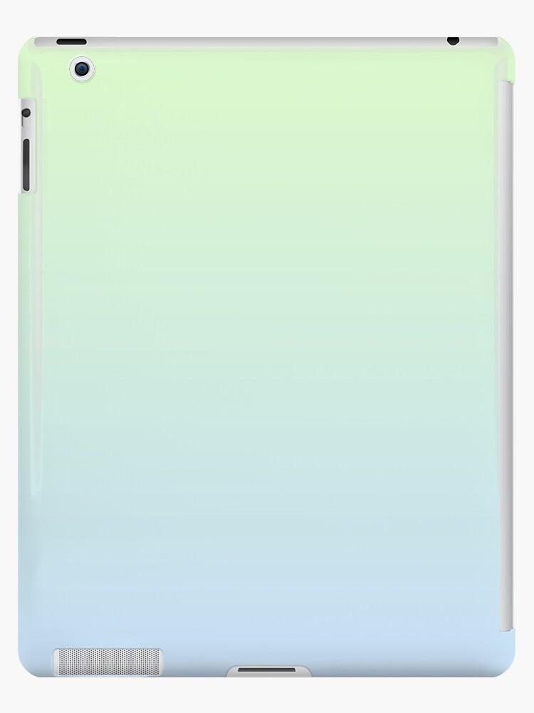 Gradient - Mint/Pale Blue\