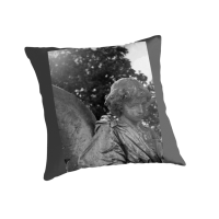 """Creepy Angel Pillow"" Throw Pillows by kerrieelizabeth ..."