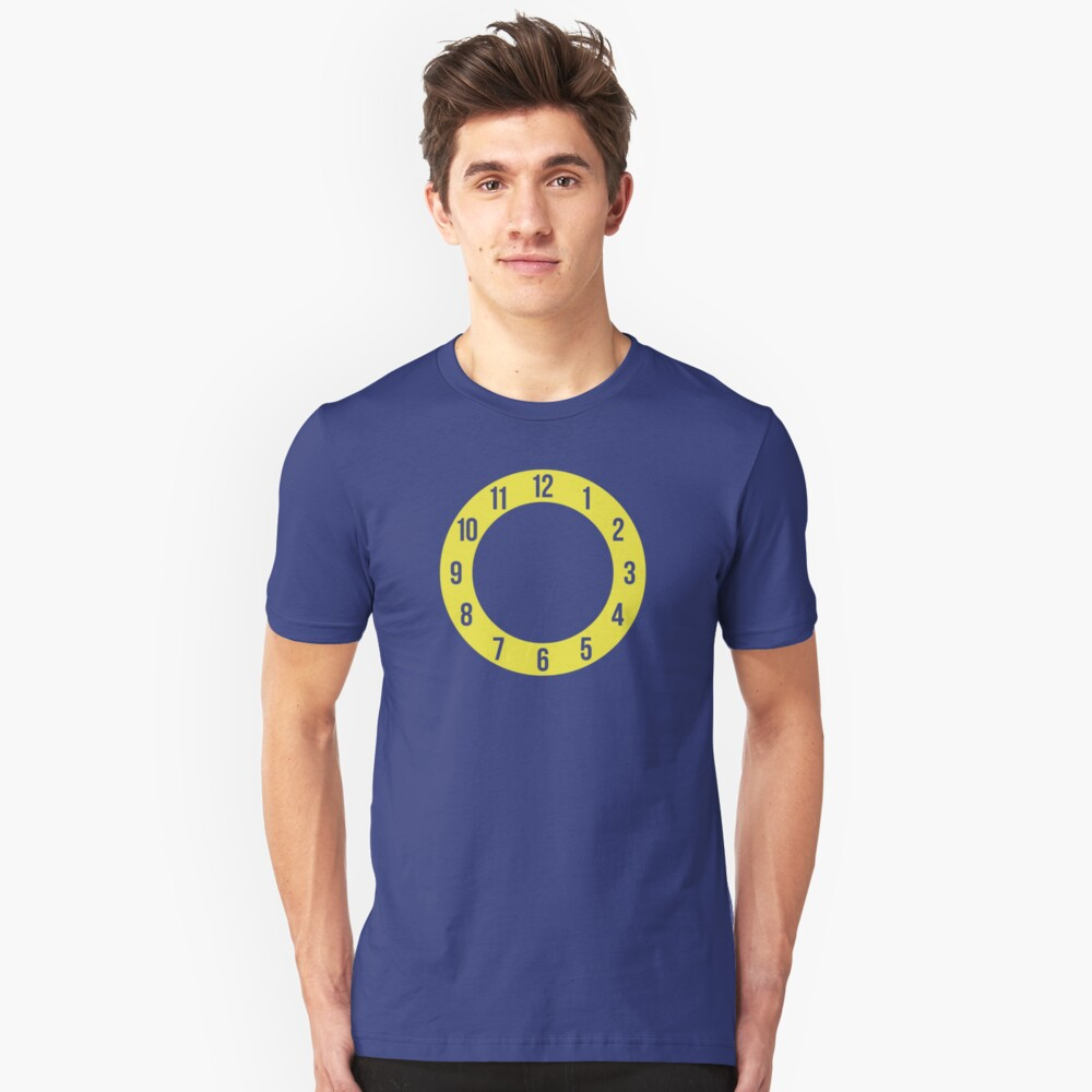 Big Couch Clown Ready To Clown Around Slim Fit T Shirt