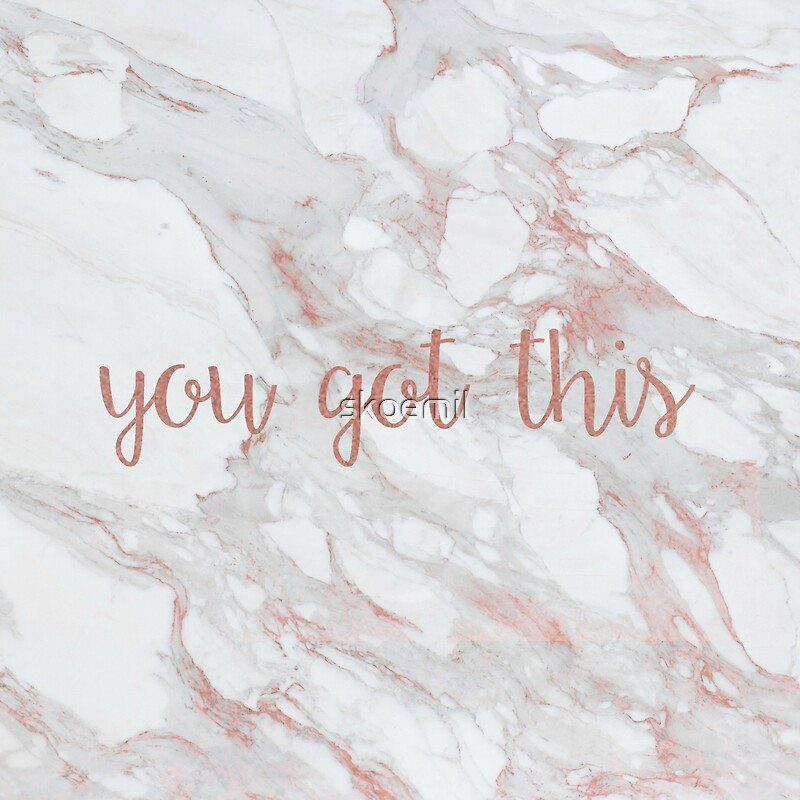 Positive Vibes Quotes Wallpaper Photo Collection Rose Gold Marble Desktop