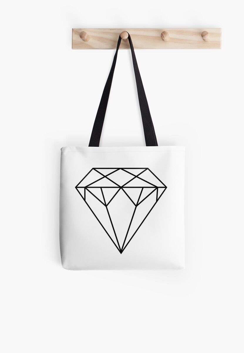 Affiche Scandinave Home Diamond Printable Affiche Scandinave Scandinavian Geometric Decor Wall Art Geometric Print Home Decor Printable Poster Tote Bag By Nathan Moore