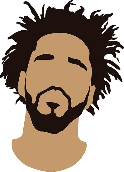 Iphone X Wallpaper For Note 8 Quot J Cole Silhouette Quot Posters By Scoxtmerch Redbubble