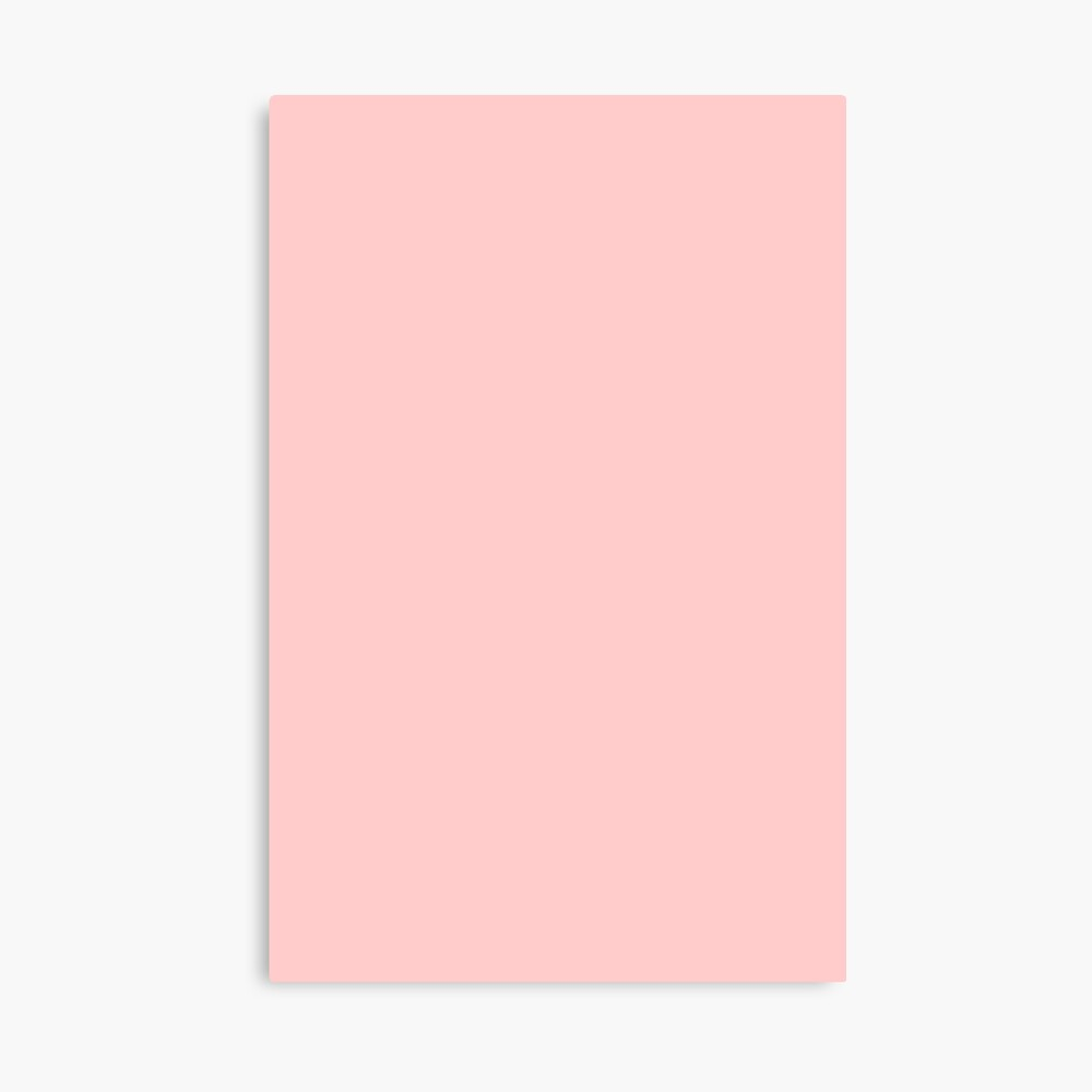Pantone Color 2016 Best Price Rose Quartz Pantone Color Of The Year 2016 Solid Color Canvas Print