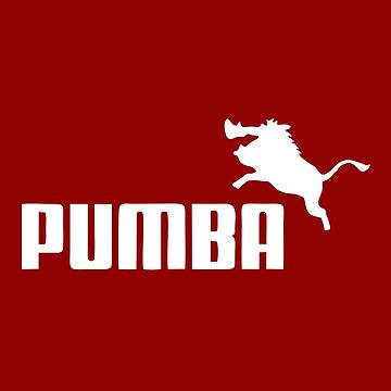 Pumba Funny Logo\