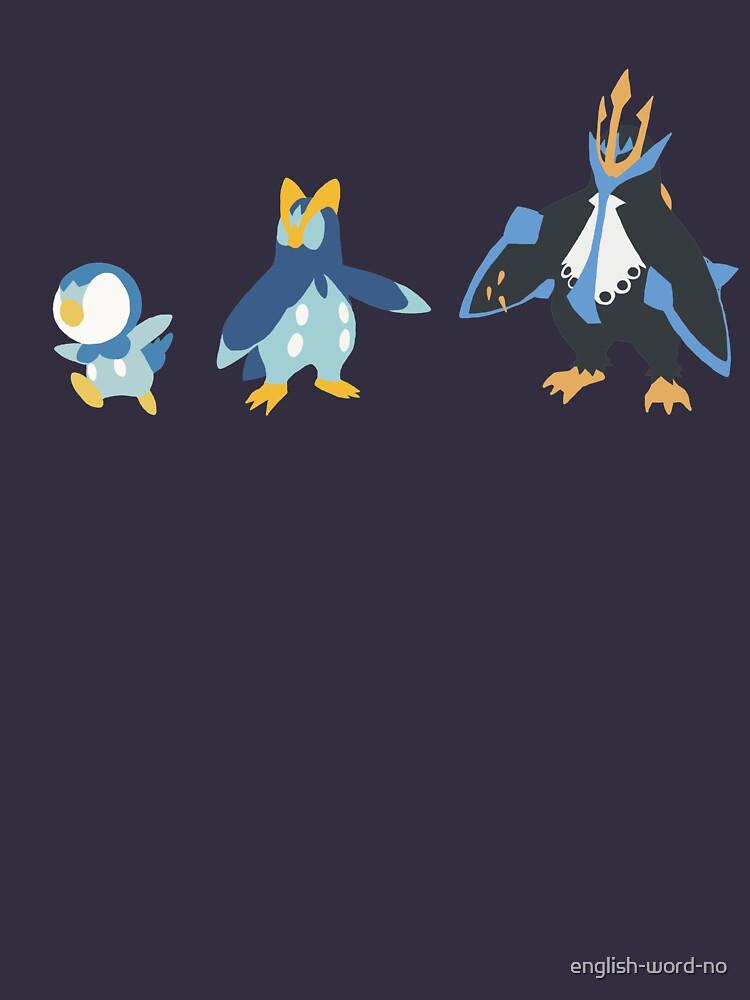 Piplup Evolution\