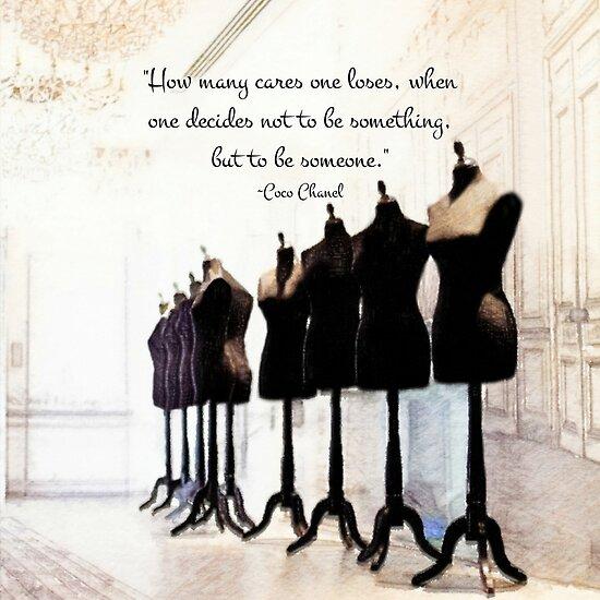Haute Couture Fashion Designer Salon\